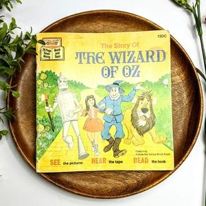 🔥BOGO🔥 Vintage The Story of the Wizard of Oz